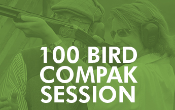 100 Bird Compak Session